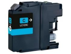 BROTHER LC-123 XL v3.0 CYAN COMPATIBLE