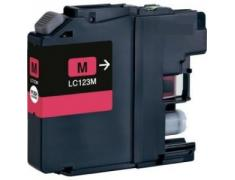 BROTHER LC-123 XL v3.0 MAGENTA COMPATIBLE
