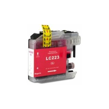 BROTHER LC-223 MAGENTA COMPATIBLE