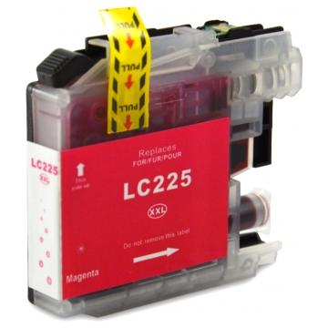 BROTHER LC-225 XL MAGENTA COMPATIBLE