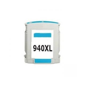 HP 940 XL CYAN REMANUFACTURADO COMPATIBLE