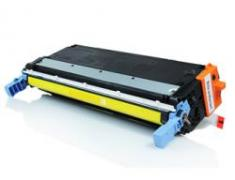 HP C9732A / 645A AMARILLO REMANUFACTURADO COMPATIBLE